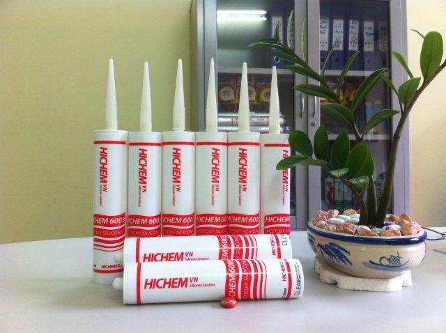 Bán keo silicone cho ngành oto chất lượng cao