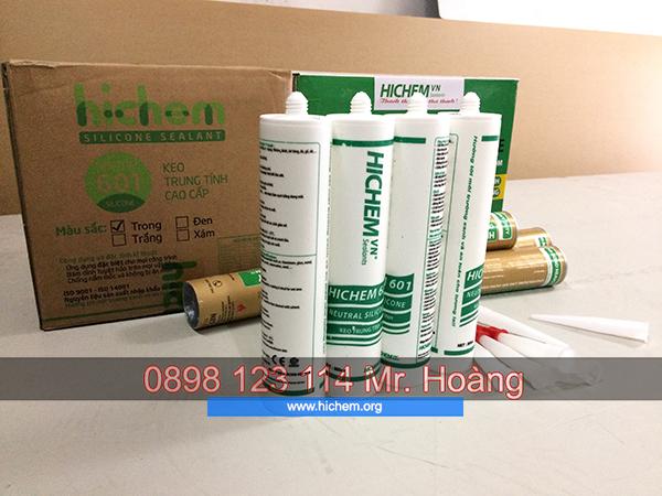 Bán keo silicone cho ngành oto chất lượng cao 3