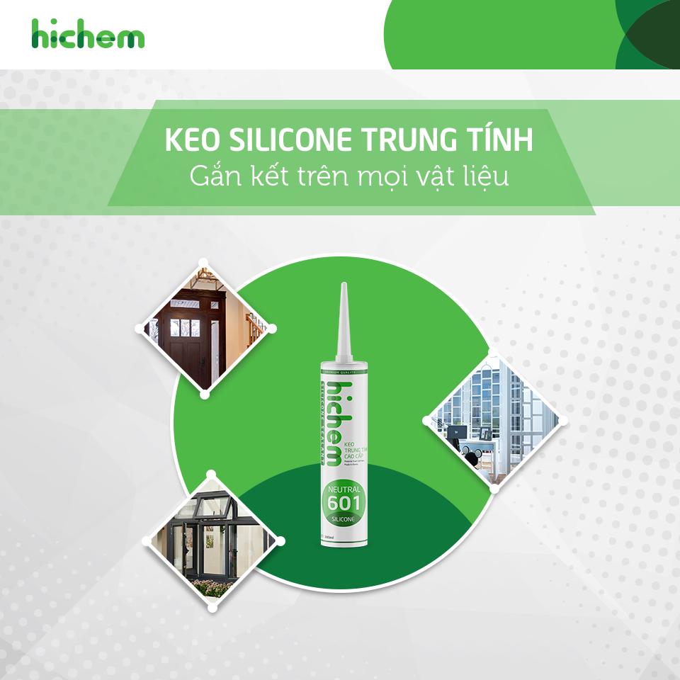Công dụng của từng loại keo silicone mà bạn đang dùng trên thị trường 4