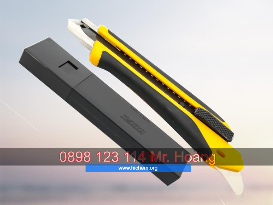 Dao cắt công nghiệp Hichem XH-AL dùng trong quảng cáo 2