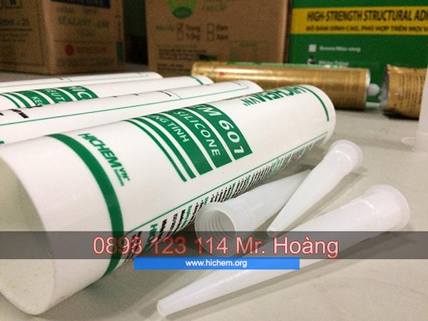 Keo silicone trung tính Hàn Quốc Hichem giá rẻ 5