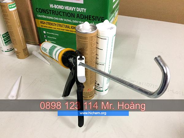 Keo silicone trung tính Hàn Quốc Hichem giá rẻ 6