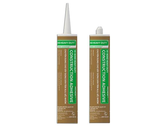 Keo silicone chống thấm dán tấm alu Hichem HI-BOND